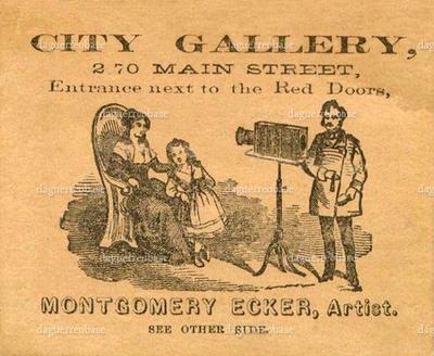 City Gallery, Montgomery Ecker