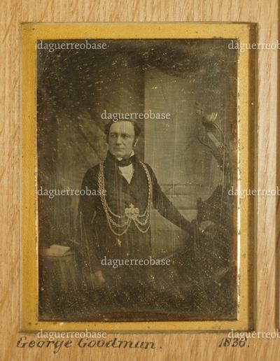 George Goodman 1836