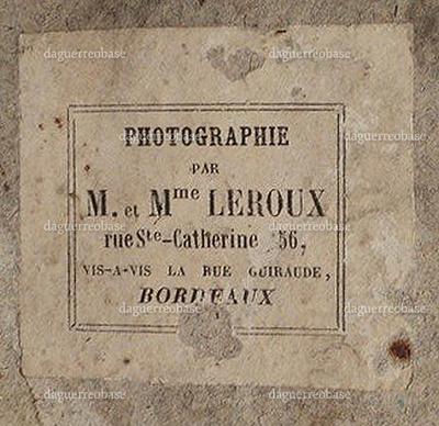 Leroux, M et Mme