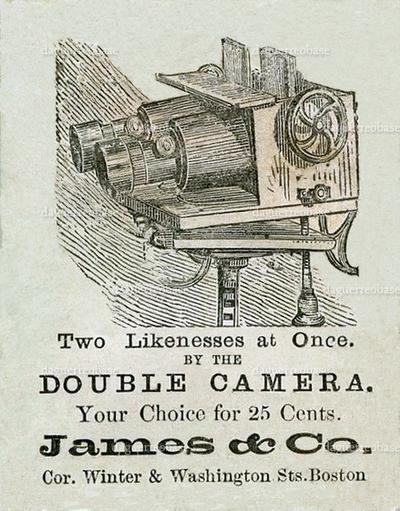 James & Co, double camera Boston