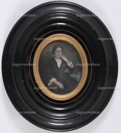 Marguerite Léonie Boucher. Fait à Berne , mai 1859, âgée de 66 ans (étant née le 28 juin 1798, merte le 16 février 1865.)