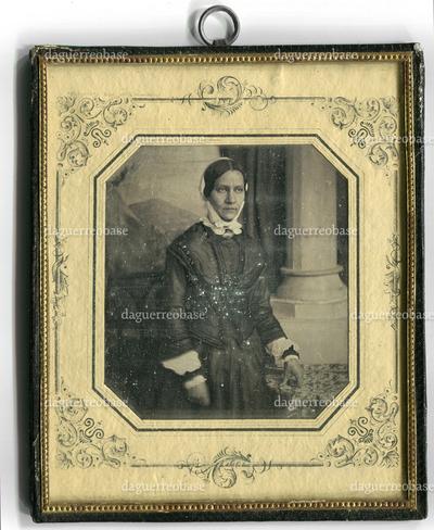 [Bildnis Maria Magdalena von Sprecher-Bernegg (1813-1861)]
