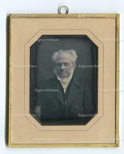 [Porträt Arthur Schopenhauer (1788-1860)]