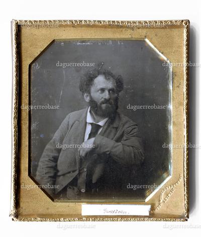 [Porträt des Schriftstellers Friedrich Gerstäcker (1816-1872)]