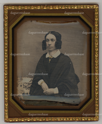 Portrait of a unknown woman