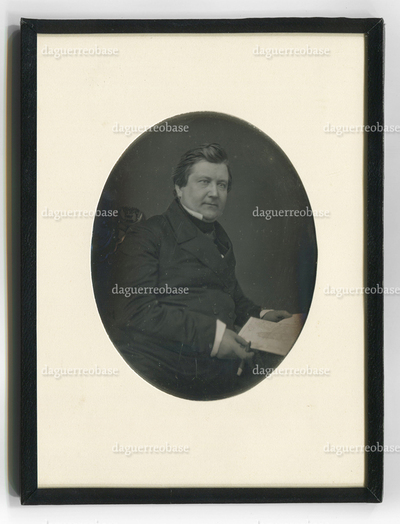 [Porträt des Komponisten Franz Lachner (1803-1890)]