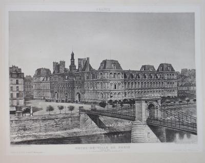HOTEL-DE-VILLE DE PARIS