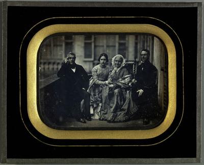 Portrait de la famille de Montléard