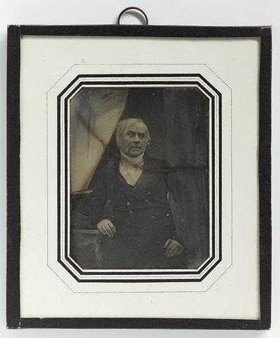 Portrait of  (Pehr Jonas?) Törnqvist.
