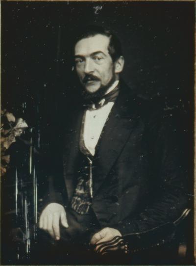 Prof. Scherer. 1852.