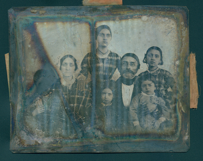 Al. I. Samurcaș Family