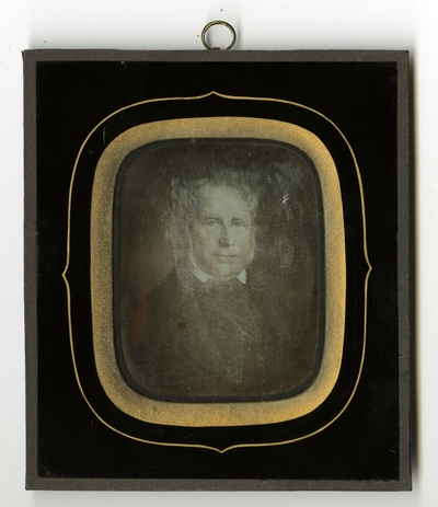 Portrett av DR. Christian Horrebow Homann. Portrait of Dr. Christian Horrebow Homann .