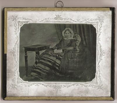 [Porträt der Carolyne zu Sayn-Wittgenstein (1819-1887)]