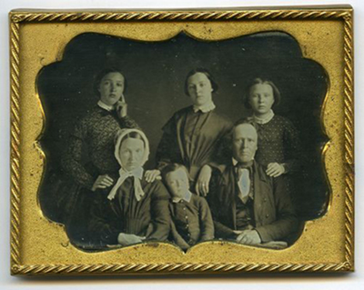 Portrait of family