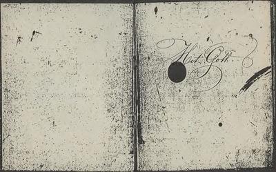 In dem Rezeptbuch sammelten Schneider und seine Söhne Adressen von Lieferanten, die ermittelten Rezepturen oder auch Angaben zum Bau eines Ateliers.