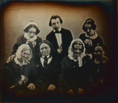 Familie von Boguslawski.1847.