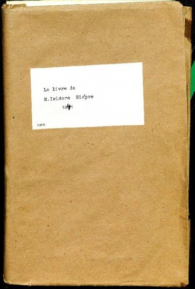 Unter dem Titel Historique de la découverte improprement nommée daguerréotype, précédé d'une notice de son véritable inventeur Joseph-Nicéphore Niépce stellte der Sohn des Erfinders seine Sicht der Vorgänge zwischen Nicéphore Nièpce und Daguerre dar, die dazu führten, dass sein Vater eine zweitrangige Rolle bei der Erfindung der Photographie führte. .