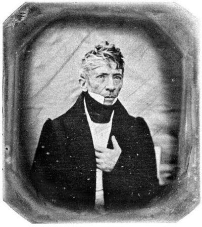 Portrait of a man - Franz Xaver Braumüller