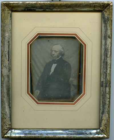 Portrait of Professor Samuel Jacob Ballin