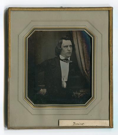 [Bildnis des Schauspielers Joseph Wagner (1818-1870)]