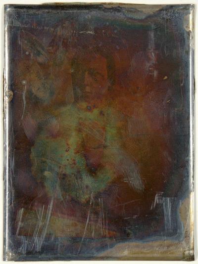 loose plate; portrait of Adriaan Justus Enschedé
