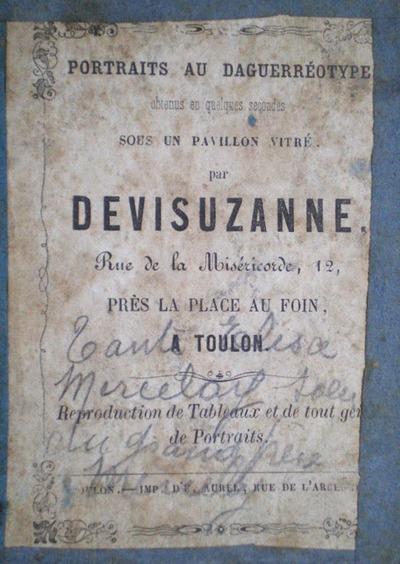 Devisuzanne, Félix
