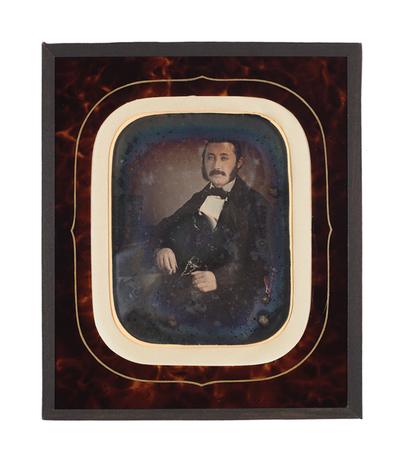 Atributted: Portrait Franck