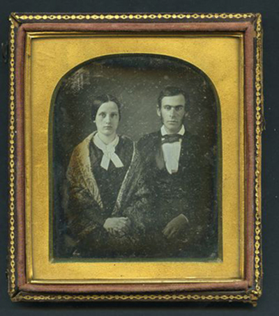 Portrait of a couple