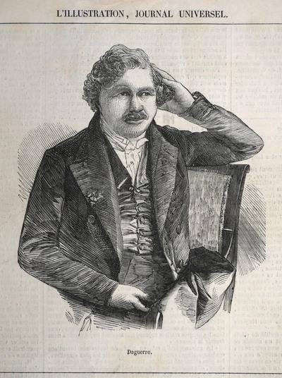 portrait Daguerre