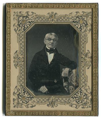 [Porträt Christian Gottlieb Antelmann (1773-1855)]