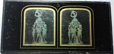 The daguerreotypes are in a good condition of conservation.
