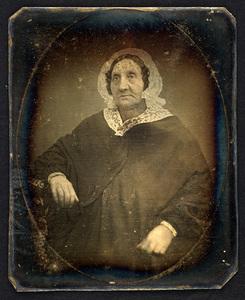 Uidentificeret kvinde
