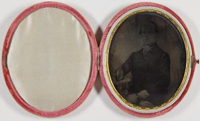 Portrait of Andreas Joannes Bonaventura Stoffels