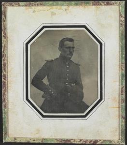 """Christian Ludvig Qvist, Aalborg, Danmark ca 1850 Vestregate 47, learnt daguerreotypy in 1847, source: """"Fotografer i og fra Danmark til og med 1920"""""""