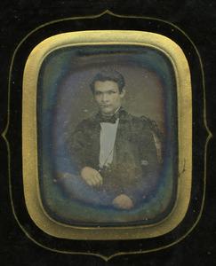 Ung mand - Young man's portrait