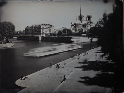 Paris, Quai de la Senne 2011