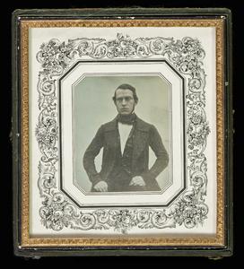 Portrait of doctor J. W. Engel.