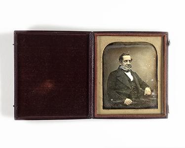 portrait of a a man