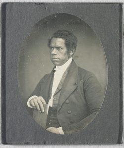 Thomas Birch Freeman (1809-1890)  was a British Methodist missionary to West Africa, born in Hampshire the son of a freed slave. He was accepted as a Wesleyan Methodist missionary in 1837, after he had been head gardener on a Suffolk estate. His vision, tact, humanity, energy, and durability underlie the now substantial Methodist presence in Ghana, Western Nigeria, and Benin.