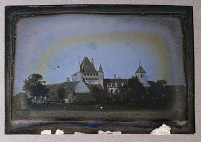 Village et château de Talcy