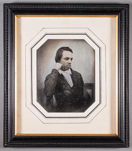 Portrait of Constantin Ylenius (by Fredrik Rehnström?).
