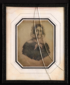 Daguerreotype of painting/drawing?