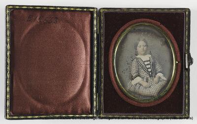 Mademoiselle Ménard de la Comédie Française