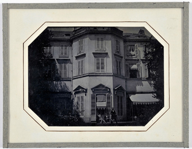 House of Jean Gabriel Eynard Lullin à Paris, Rue de Londres