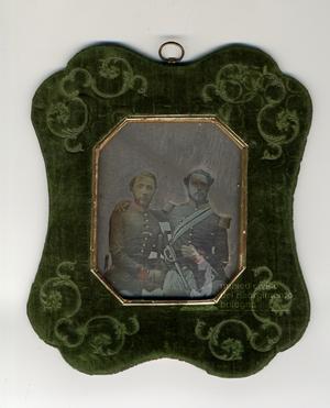 Ufficiali crociati del 1848