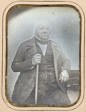 Image 9 x 7 cm; Cadre 21,5 x 19,3 cm; Fenêtre 14 x 12 cm