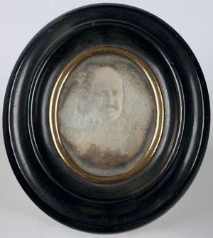 Portrait of a man - Ludwig Krczmarz