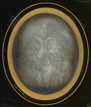 Image 10 x 7,5 cm; Cadre 23 x 20 cm; Fenêtre 14,5 x 11,5 cm
