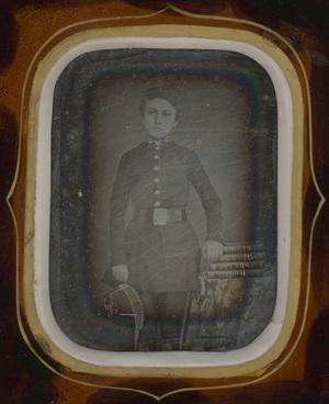 Image 9,5 x 7,5 cm; Cadre 16,9 x 14,5 cm; Fenêtre 13,7 x 11,5 cm