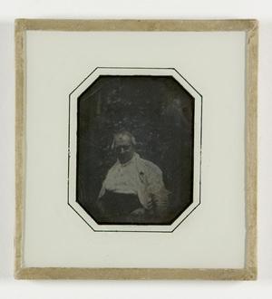 portrait of Johannes III Enschedé